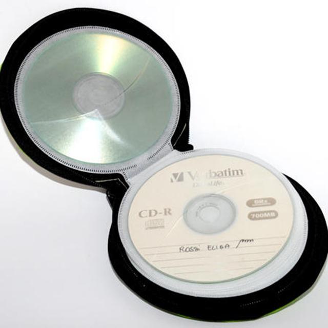Чехол для дисков с изображением любимого вида предмета. Фотография: 1