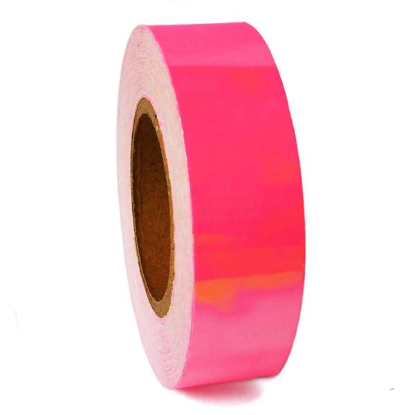 Розовая обмотка для украшений обруч и булав.
