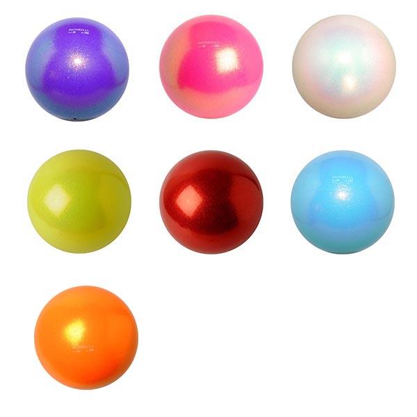 Мяч одноцветный Pastorelli GLITTER HIGH VISION