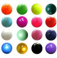 Одноцветный мяч Pastorelli. Фото: 1