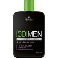 купить  Шампунь активатор роста волос 3DMen