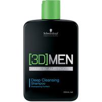 купить  Шампунь для глубокого очищения 3DMen