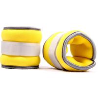 Утяжелители для художественной гимнастики желтого цвета. Фото:1